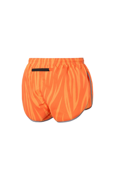 Laufshorts Orange Fire - MSL-04