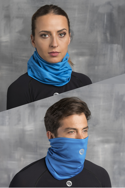 Komin - Szalik Termoaktywny Total Blue - AB1-06