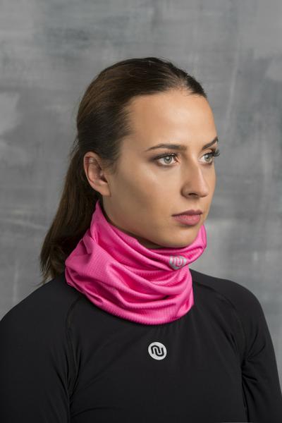 Komin - Szalik Termoaktywny Total Pink - AB1-03
