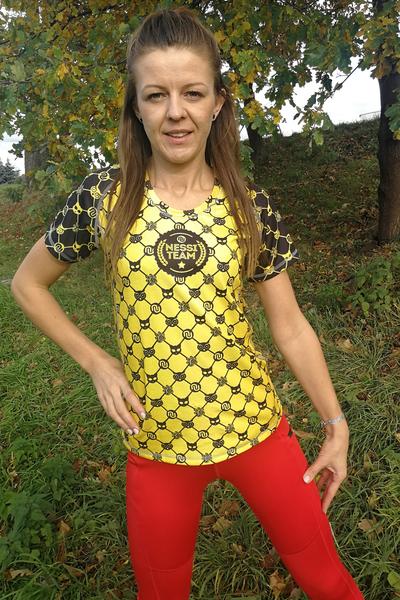 Damen T-Shirt Team 2018 - K2D-70