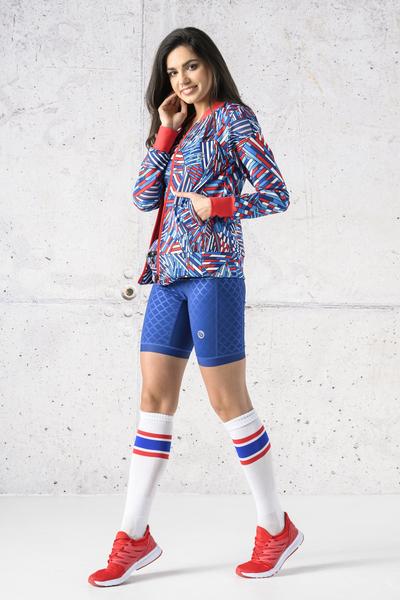Cotton knee-high socks - 12-PSZ