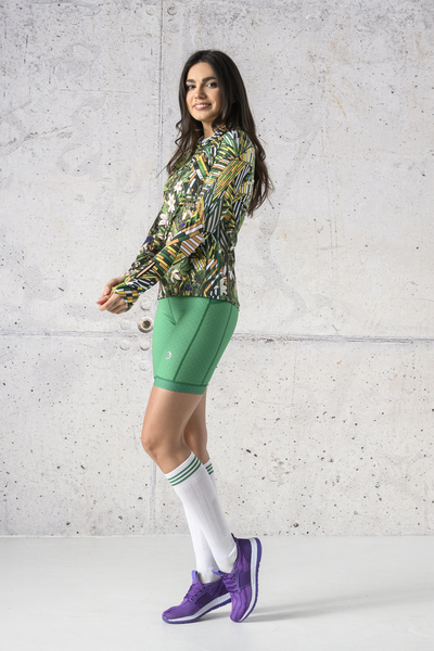Cotton knee-high socks - 7-P