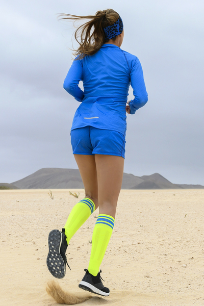 Knee socks for running - PR-2
