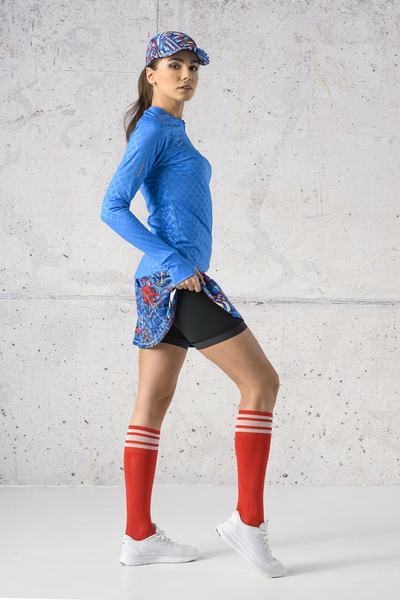 Knee socks for running - PR-12