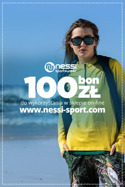 Gift card nessi-sport.com 100 zł