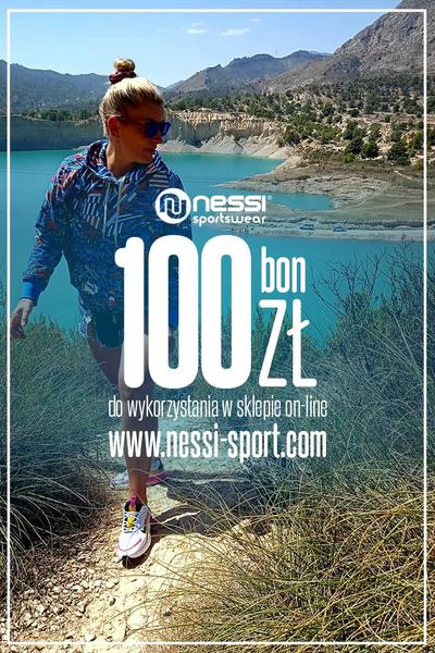 Bon podarunkowy nessi-sport.com 100 zł