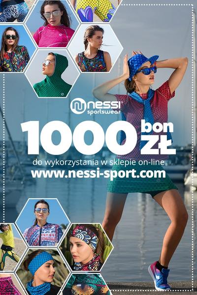 Geschenkkarte nessi-sport.com 1000 zł