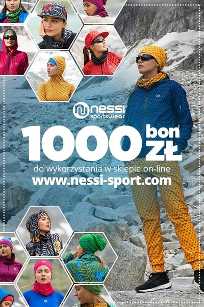 Gift card nessi-sport.com 1000 zł
