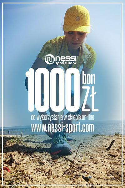 Bon podarunkowy nessi-sport.com 1000 zł