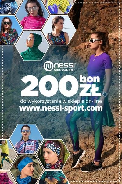Geschenkkarte nessi-sport.com 200 zł