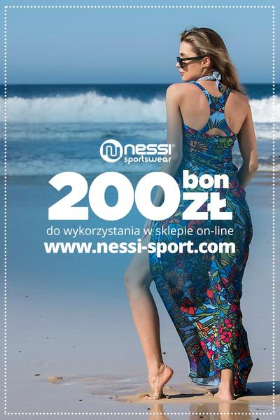 Gift card nessi-sport.com 200 zł