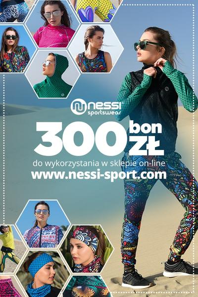 Geschenkkarte nessi-sport.com 300 zł