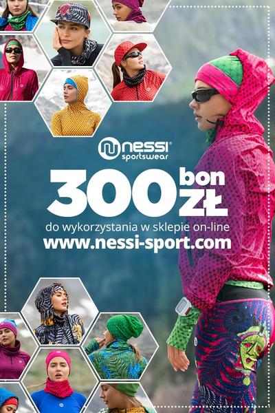 Gift card nessi-sport.com 300 zł