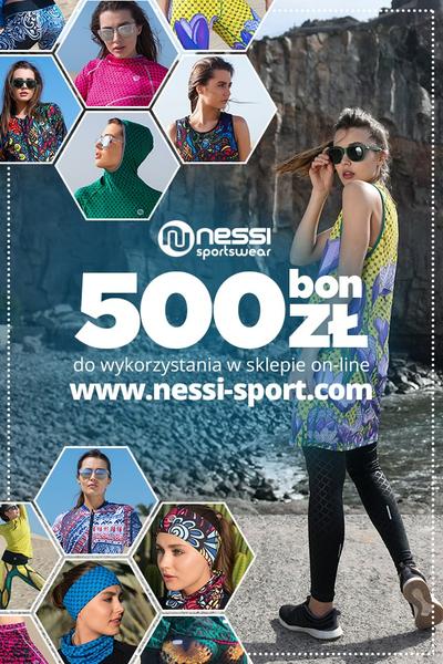 Geschenkkarte nessi-sport.com 500 zł