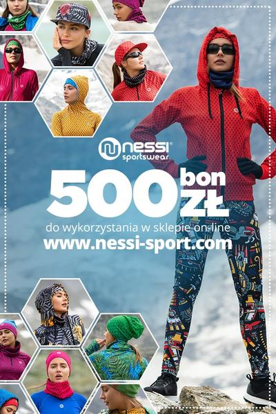 Gift card nessi-sport.com 500 zł