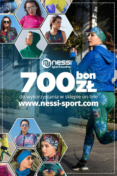 Geschenkkarte nessi-sport.com 700 zł