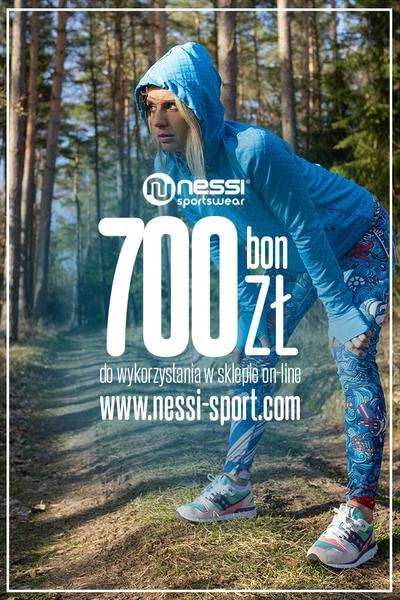 Bon podarunkowy nessi-sport.com 700 zł