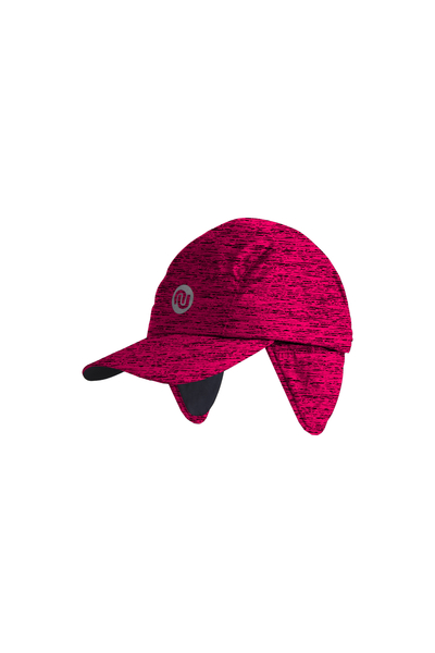 Casted Cap With A Dask Pink Melange - ACDZ-301