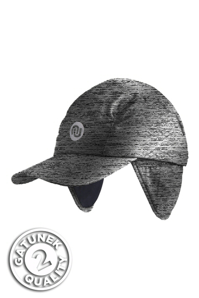 Casted Cap With A Dask Silver Melange Quality II - ACDZ-801