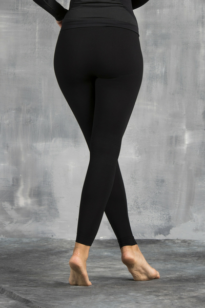 Thermo leggings Woman Black - GDN-90