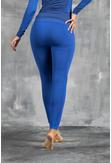 Thermo leggings Woman Blue - GDN-50 - packshot