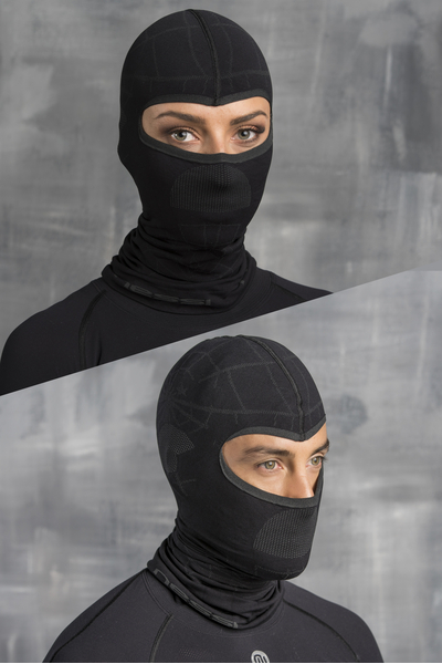 Balaclava Thermoactive Black - AK3-90