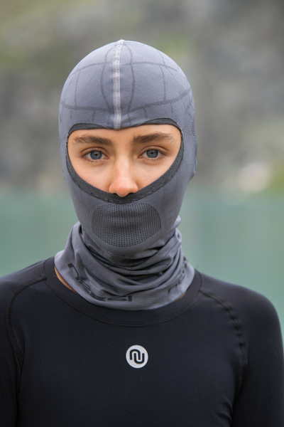 Balaclava Thermoactive Gray - AK3-80