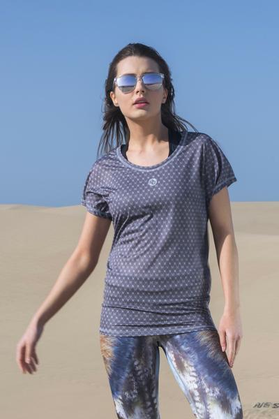Bat T-shirt  Galaxy Grey - OTD-9G9