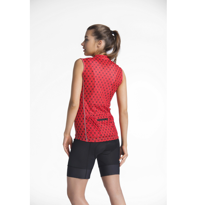 Bicycle Tank Top Galaxy Red - BKK-9G4 - packshot
