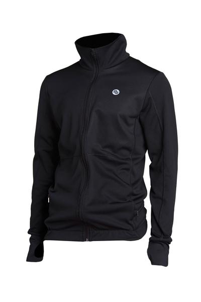 Bluza Rozpinana Black - OBOMR-90/D