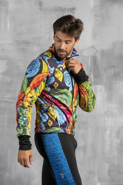 Bluza Rozpinana Art Mosaic - OBOMR-1004