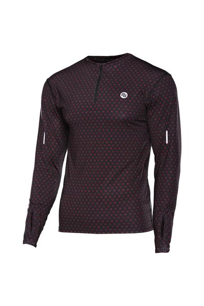 Training sweatshirt with long sleeves Galaxy - LBMZ-9G10