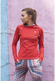 Training sweatshirt with long sleeves - LBK-9G4 - packshot