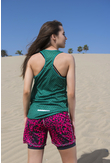 Boxer Tank Top Galaxy Green - DBL-9G5 - packshot