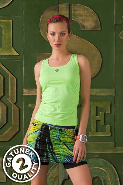 Tank Top Ultra Light Fluo Green II. Wahl - DBU-45 G2