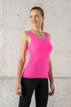 Ultra Light Breathing Top Tank Pink - DFU-30