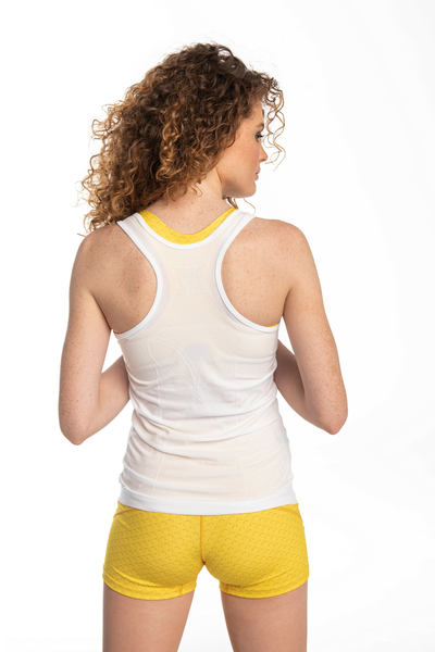 Tank Top Ultra Light White - DFU-00
