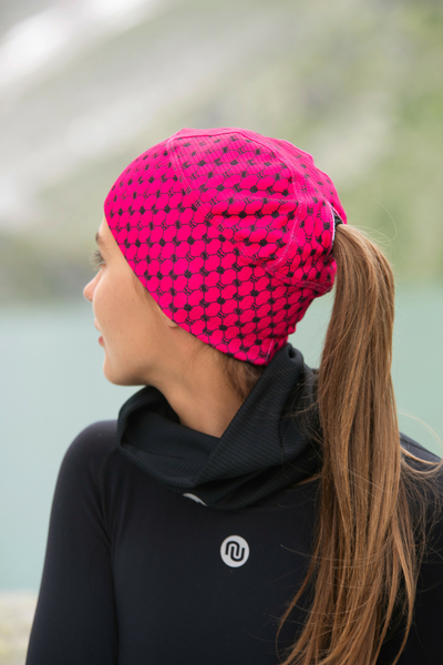 Thermoactive cap Galaxy Pink - ACO-9G2