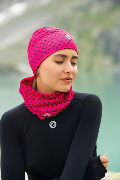 Cap Thermoactive Galaxy Pink - ACZ-9G2
