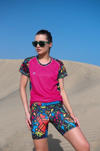 T-shirt Galaxy Pink - KSD-9G2