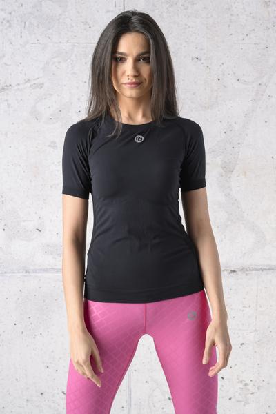 Koszulka Oddychająca Ultra Light Black - BUD-90