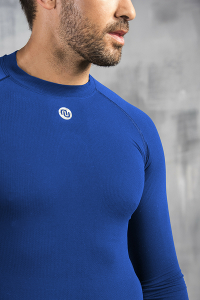 Ultra Light Longsleeve Breathable Blue - BLM-50