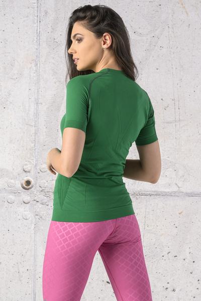 Koszulka Oddychająca Ultra Light Green - BUD-40