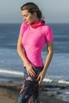 Koszulka Oddychająca Ultra Light Pink - BUD-30