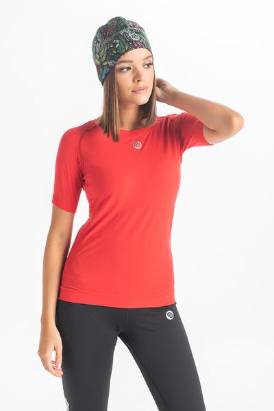 Koszulka Oddychająca Ultra Light Red - BUD-40