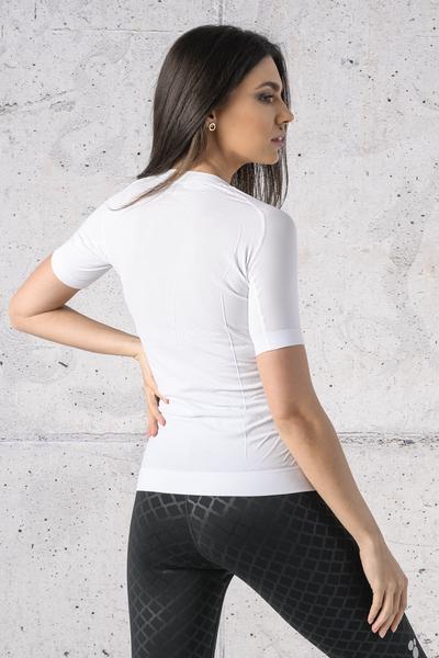 Koszulka Termoaktywna Ultra Light White - BUD-00