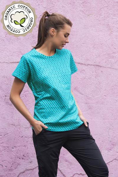 Koszulka T-shirt 100% Bawełna Eko - TBF-9G6
