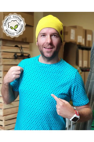Koszulka T-shirt 100% Bawełna Eko - TBM-9G6
