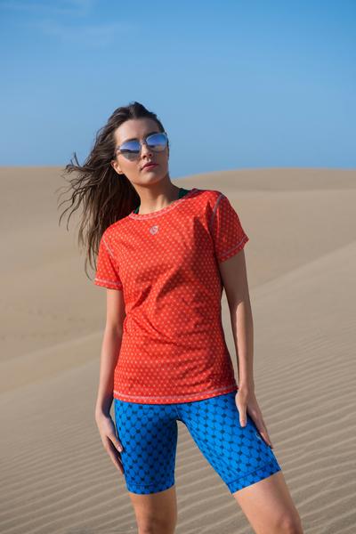 T-shirt Galaxy Coral - TSF-9G3