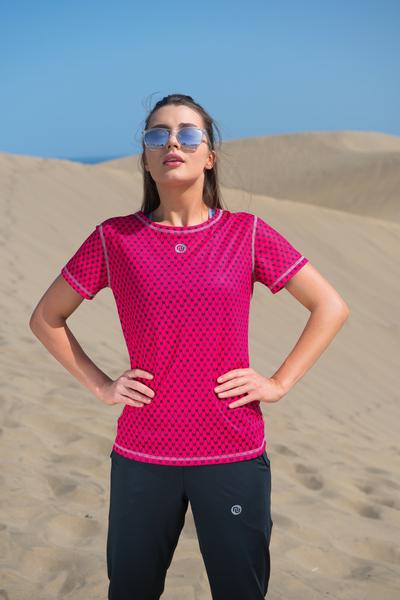 T-Shirt Galaxy Pink - TSF-9G2
